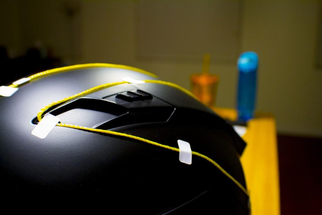lightmode helmet modification rohit keshwani